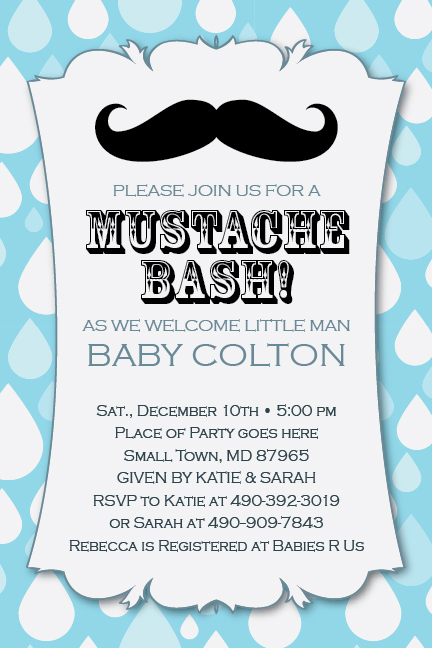 Free printable little man birthday invitation orderecigsjuicefo little man mustache bash printable 1st birthday party baby shower invitation templates pronofoot35fo Image collections